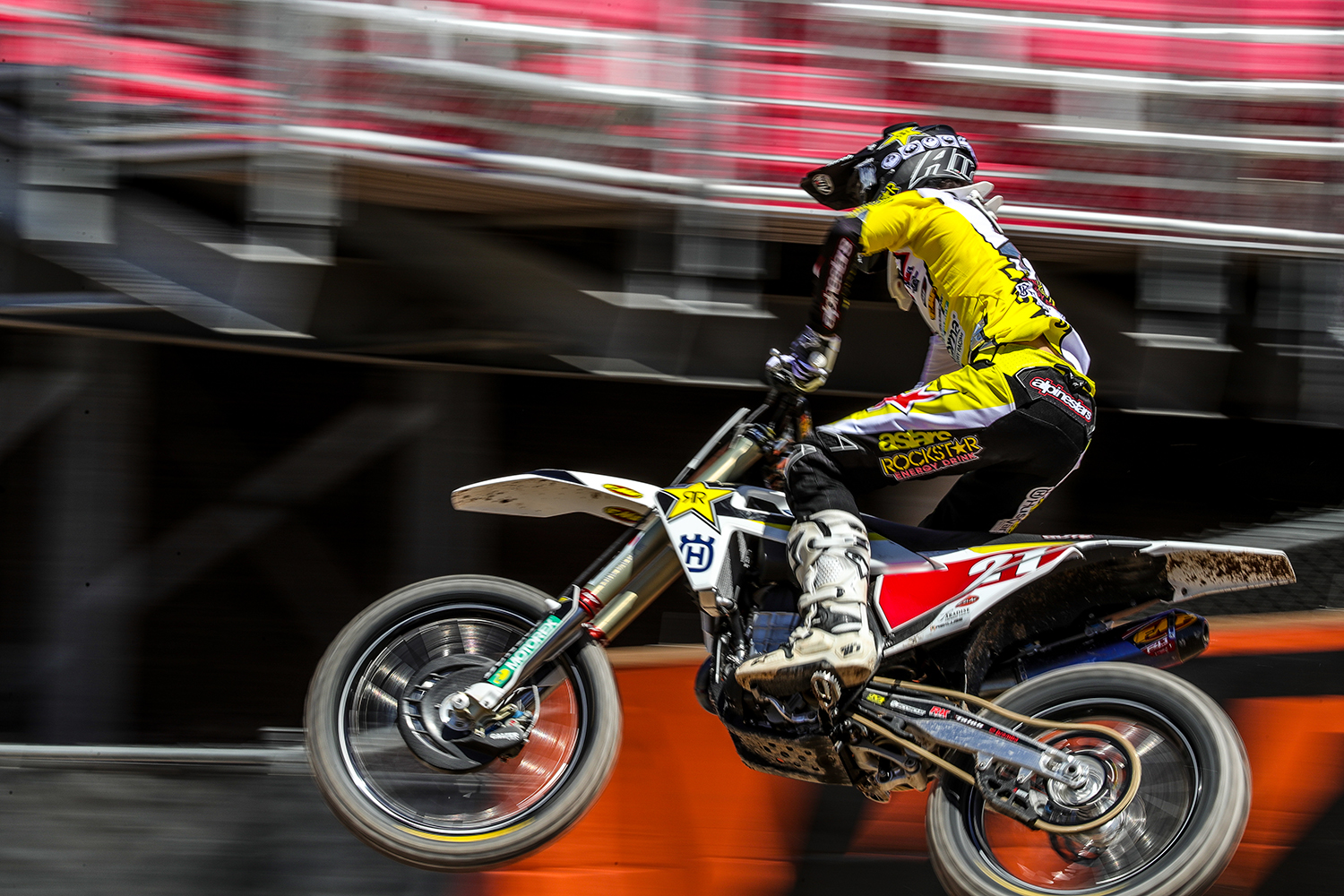 JASON ANDERSON SUPERCROSS